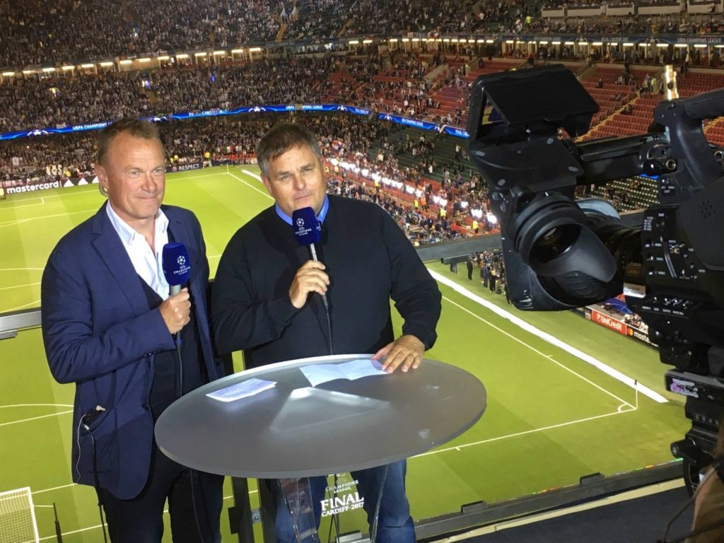 Det er genialt det der, Carsten Werge, fodbold