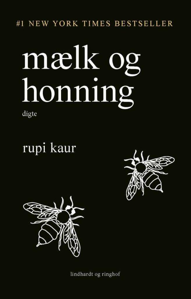 Rupi Kaur, mælk og honning, digtsamling