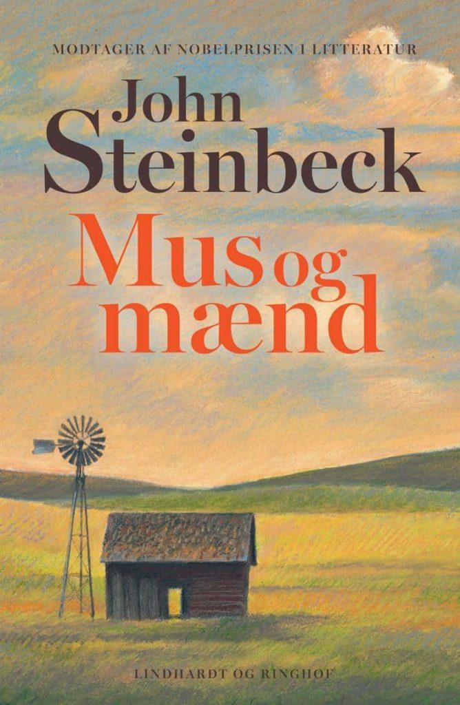 Mus og mænd, John Steinbeck, klassiker