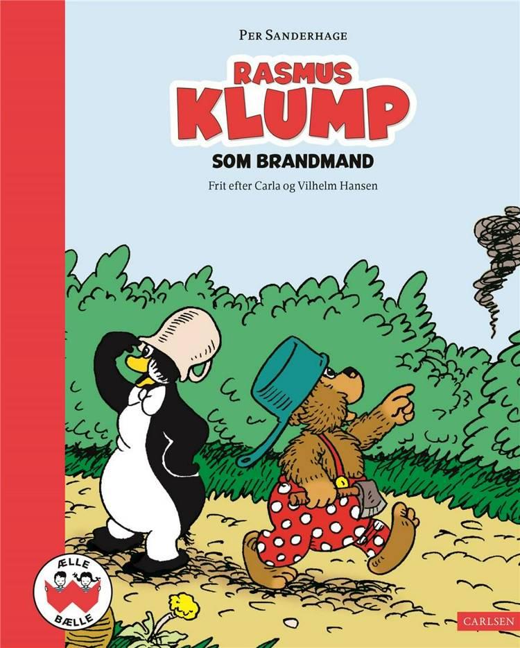 Rasmus Klump, Rasmus Klump som brandmand