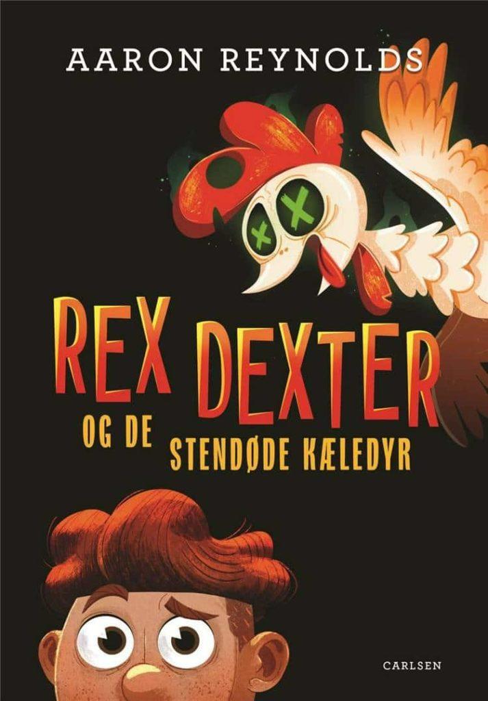 Aaron Reynolds, Rex Dexter, Rex Dexter og de stendøde kæledyr