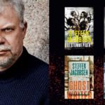 Rækkefølgen på krimiforfatter Steffen Jacobsens bøger