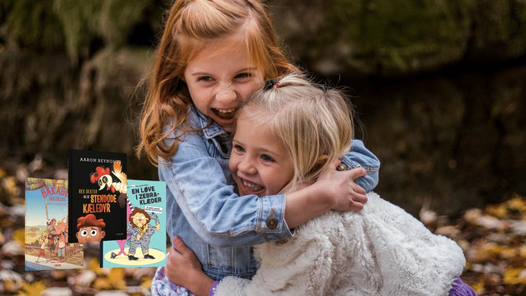 Sjove børnebøger