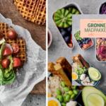 Mmmh, vaffelsandwich! Vegetaropskrift uden mel fra Grønne madpakker