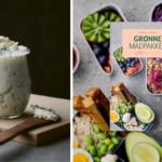 Grønne madpakker. Opskrift på lækker vegansk wannabe-smøreost