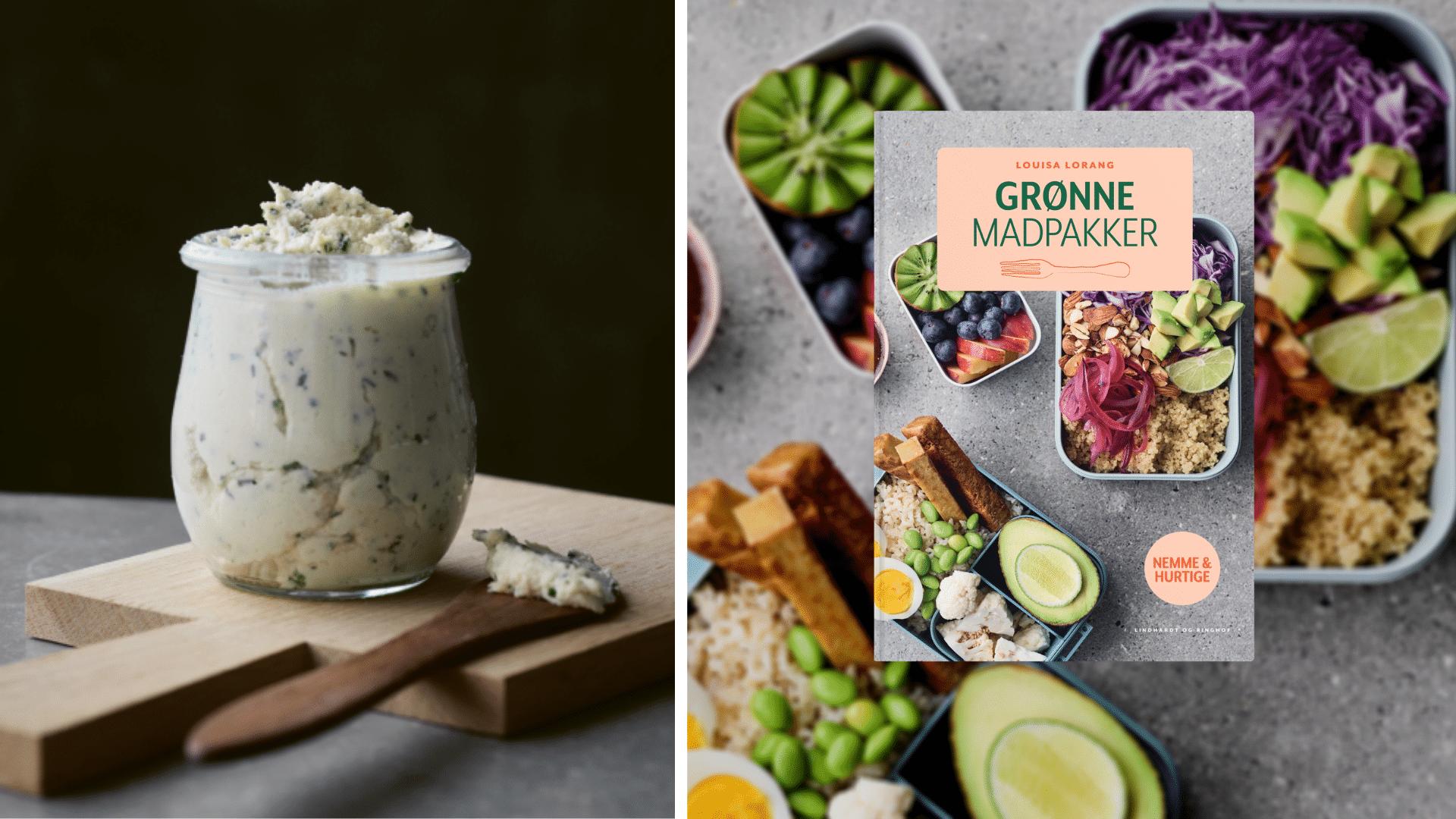Grønne madpakker, Louisa Lorang, Wannabe-Smøreost