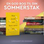 Den store sommerlæseliste – her er masser af fantastiske bøger til sommerferien. En skøn sommerstak