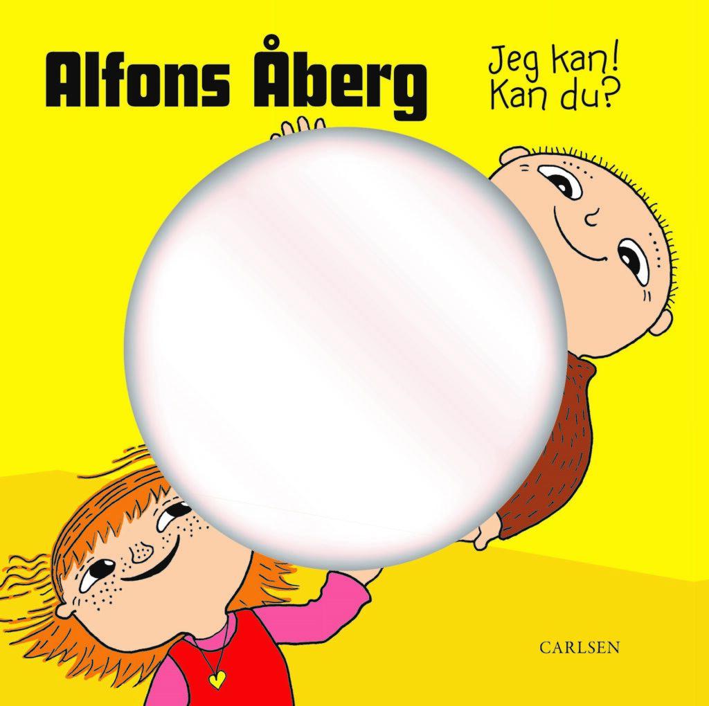 Alfons Åberg, Jeg kan! Kan du?, papbog,