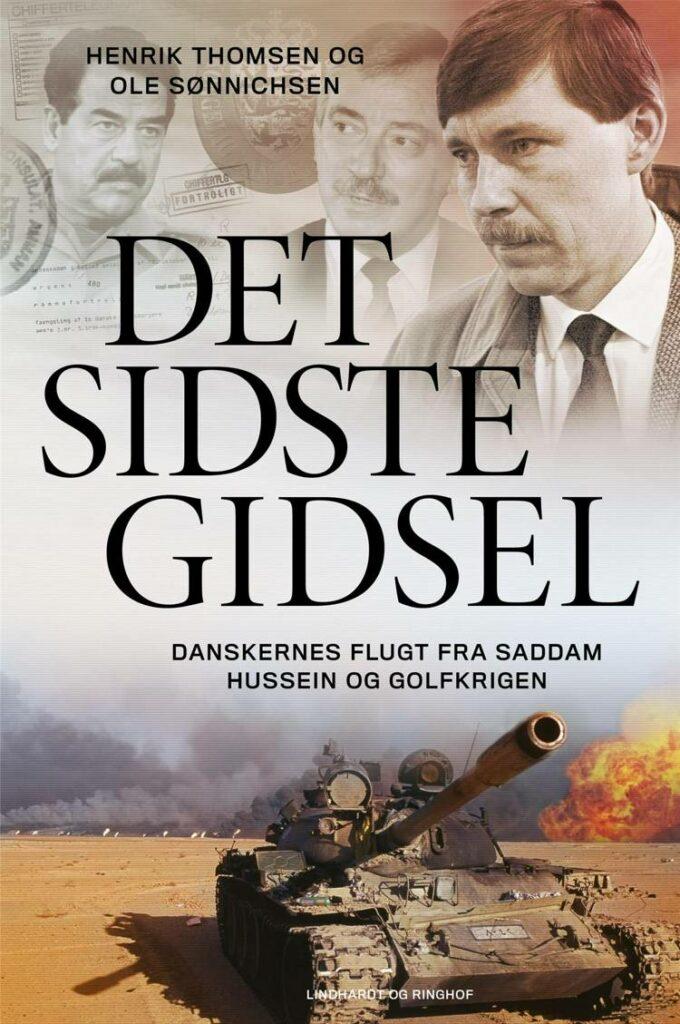 Det sidste gidsel, Ole Sønnichsen, Henrik Thomsen, Golfkrigen,