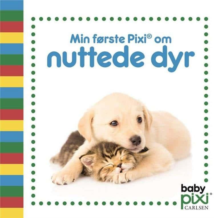 Min første Pixi om nuttede dyr, Baby Pixi