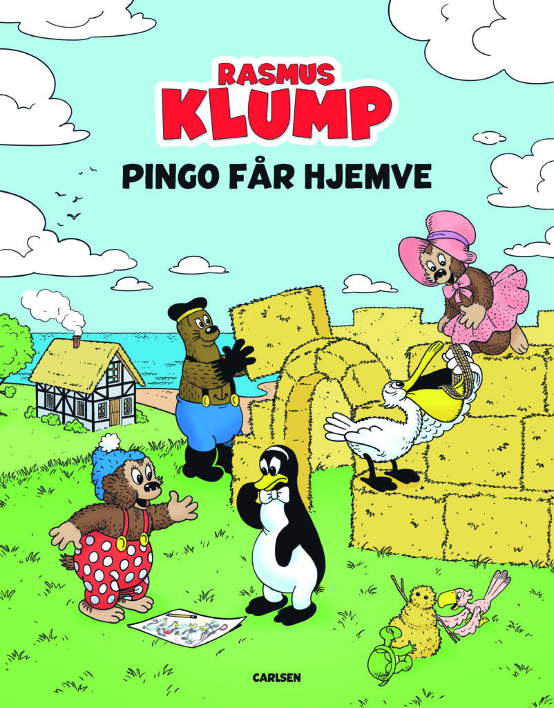 Pingo får hjemve, Rasmus Klump
