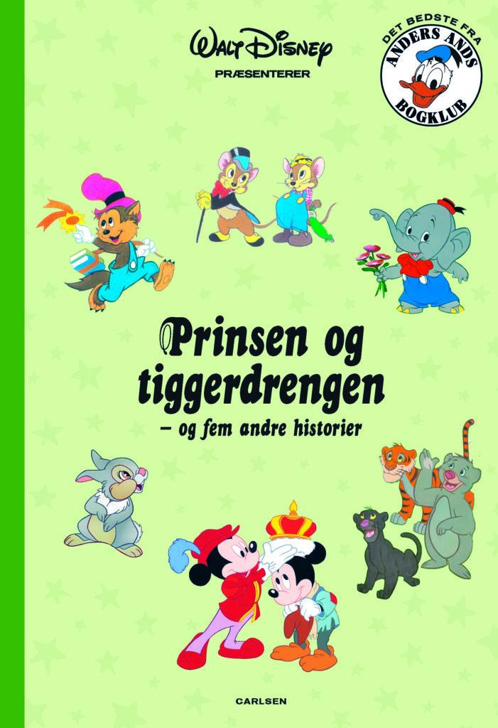 Anders Ands bogklub, prinsen og tiggerdrengen