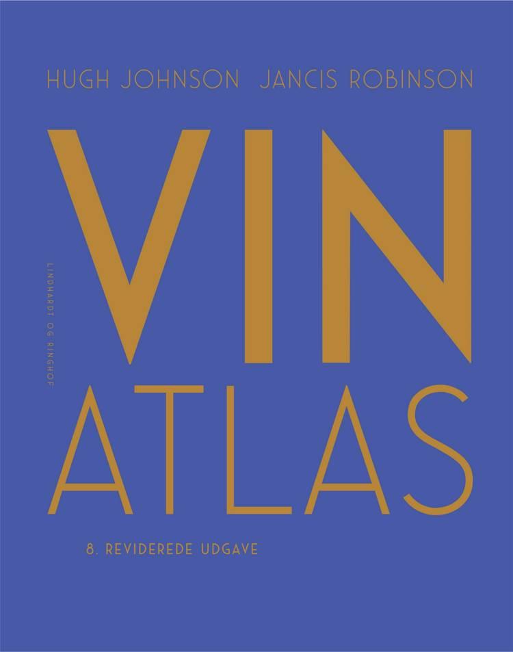 Vinatlas, Jancis Robinson, Hugh Johnson, atlas om vin