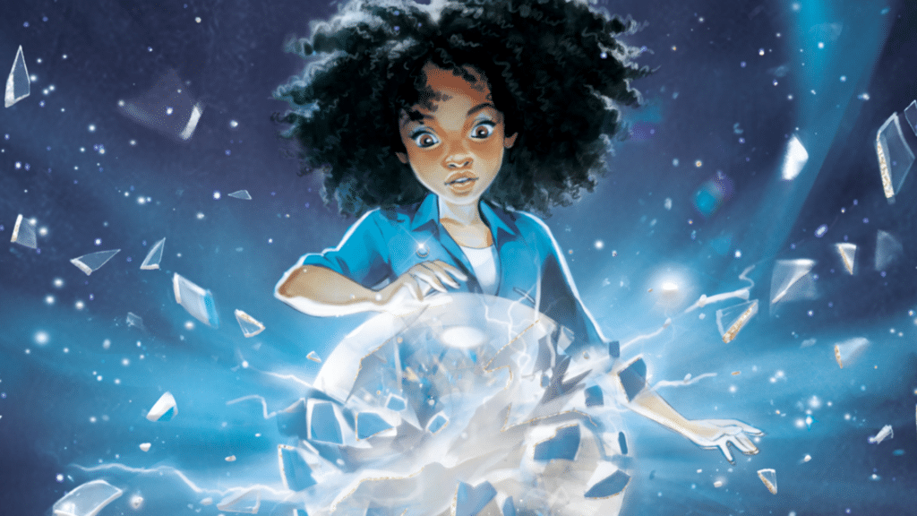 Amari and the night brothers, b.b. alston, middle grade, børnebog, fantasy