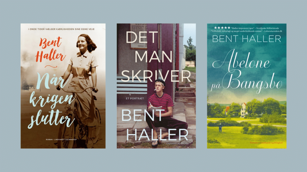 Bent Haller forfatterskab