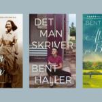 Kom tættere på Bent Hallers imponerende forfatterskab