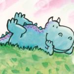 Sig goddag til Drage! En ny serie til 4-årige af Dav Pilkey