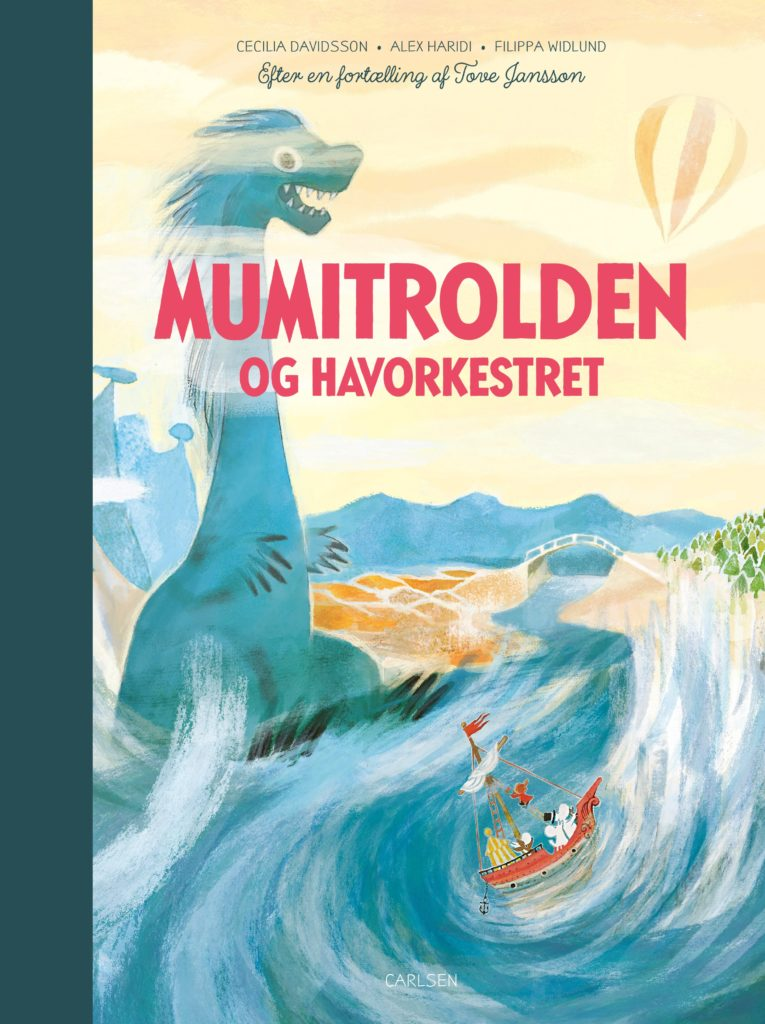 Mumitrolden, Mumitrolden og havorkestret