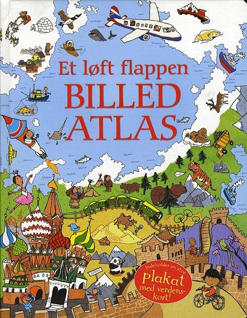 et løft flappen billedatlas, atlas, billedatlas