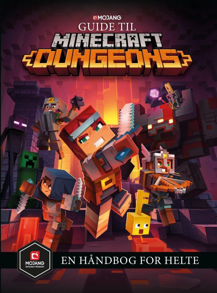 Minecraft Dungeon, Mojang, Guide, 8-årige