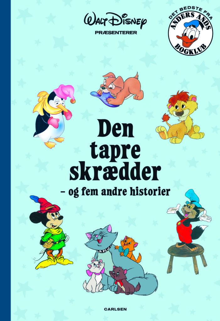 Anders Ands bogklub, den tapre skrædder
