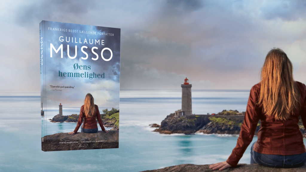 Guillaume Musso - Øens hemmelighed