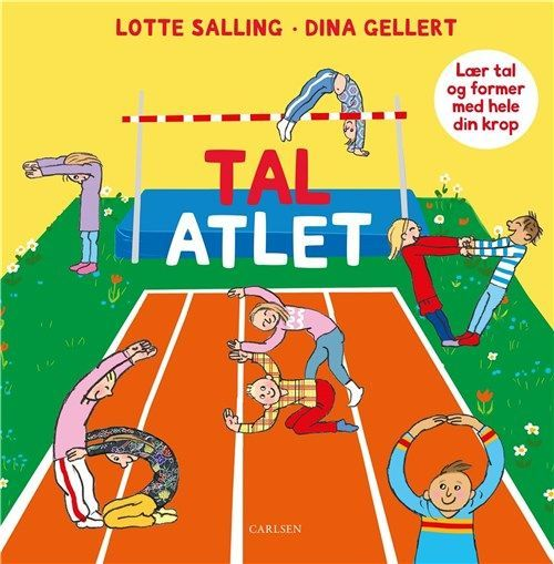 Lotte Salling - Tal-atlet