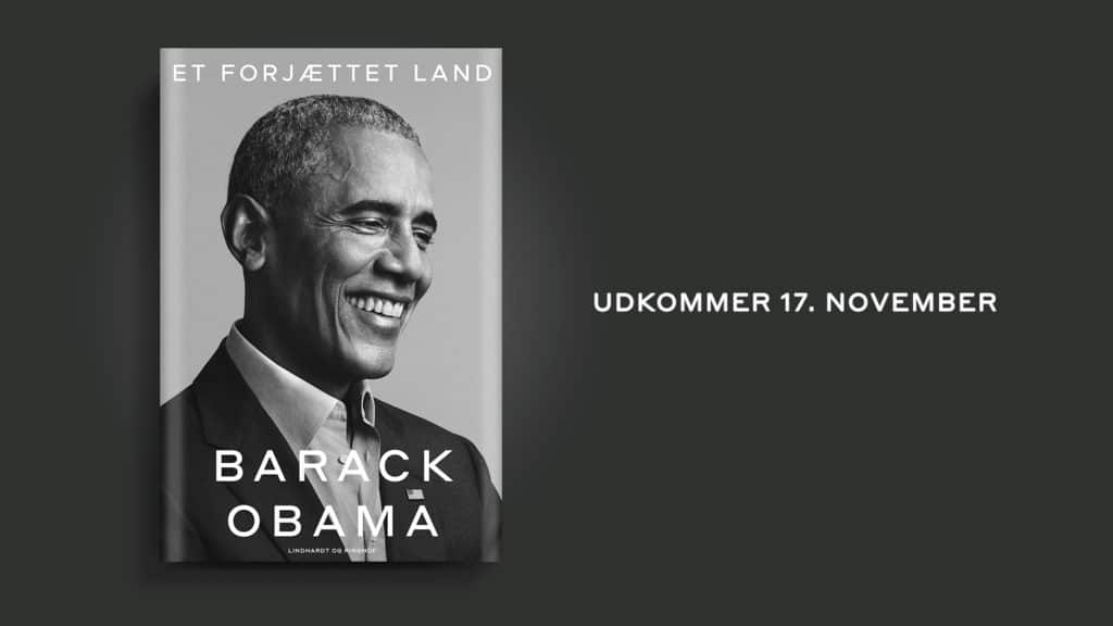 barack obama, et forjættet land