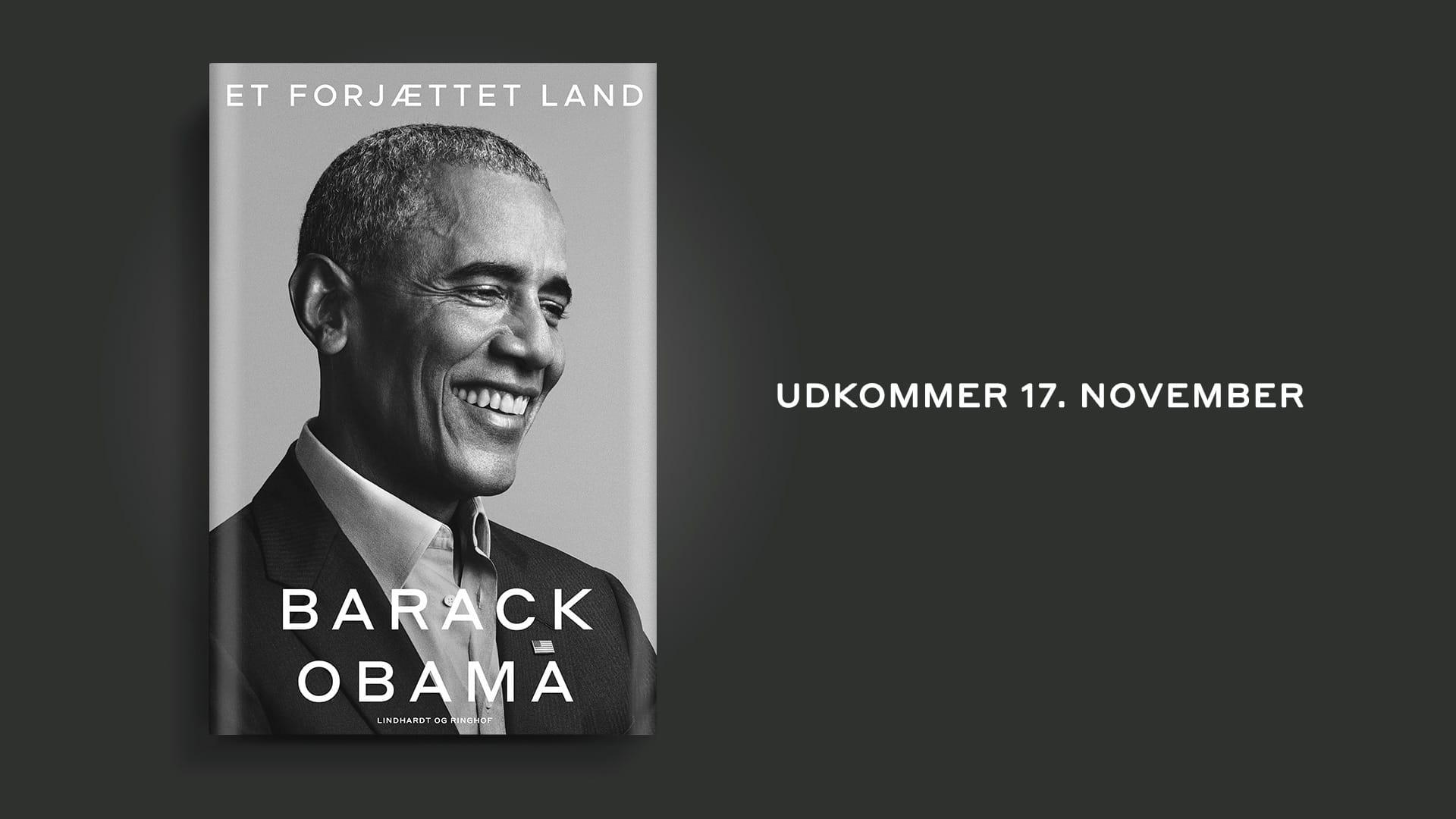 barack obama, et forjættet land