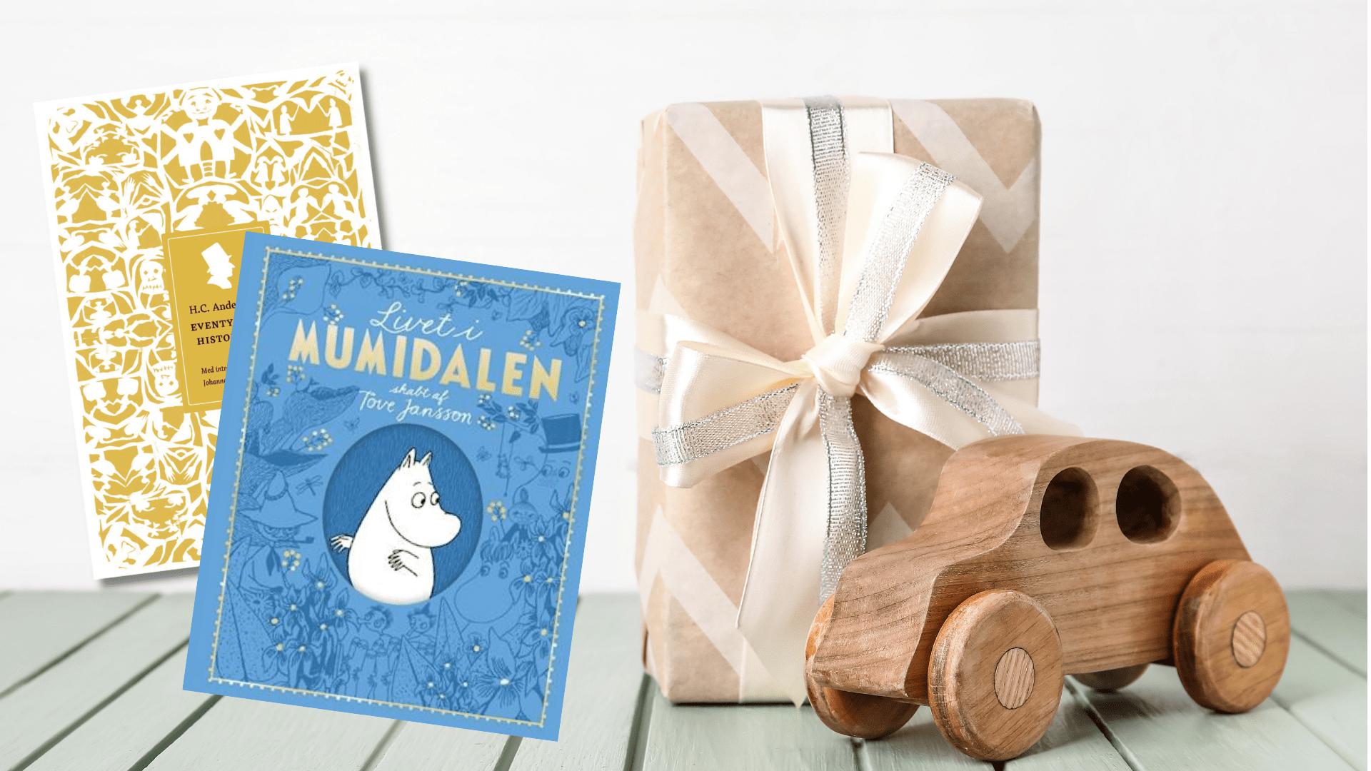 Gavebøger til børn