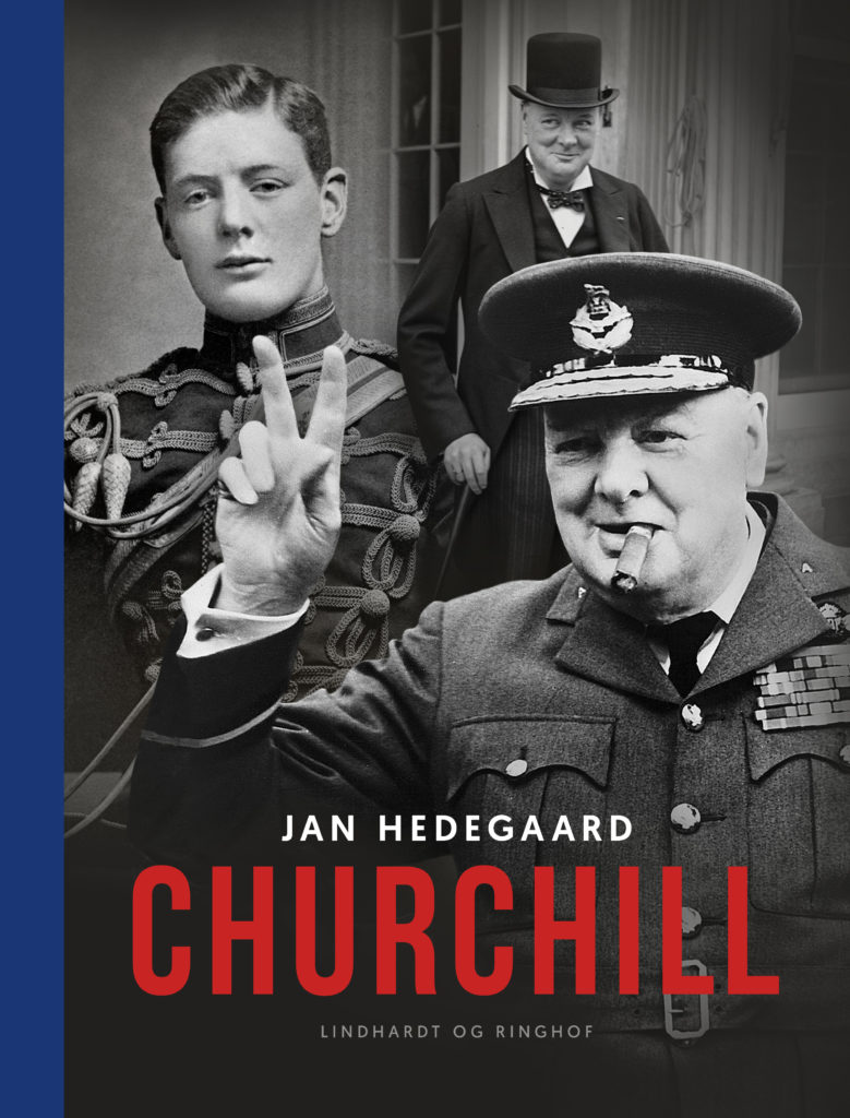 Churchill, Winston Churchill, Jan Hedegaard,