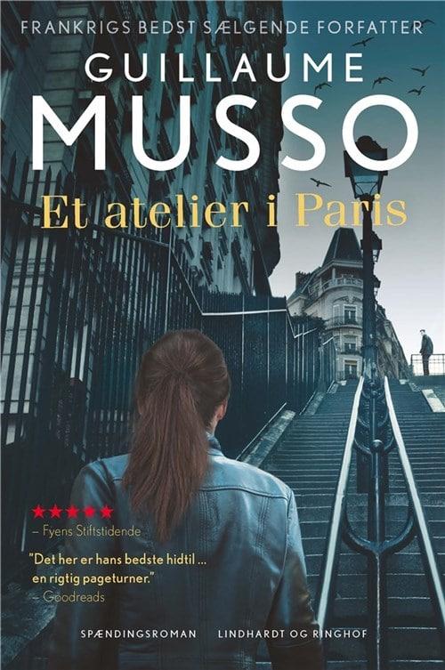 Et atelier i Paris, Guillaume Musso, fransk spænding, fransk krimi
