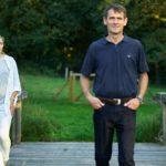 Julie Rubow om tabet af sin mand til demens: Jeg så Bjørn. Lige til hans dødsdag