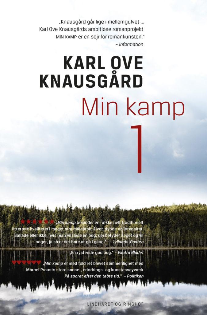 Karl Ove Knausgård, Min kamp, Knausgård, autofiktion