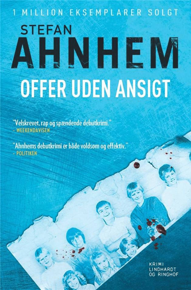 Offer uden ansigt, Fabian Risk, Stefan Ahnhem, krimi, svensk krimi