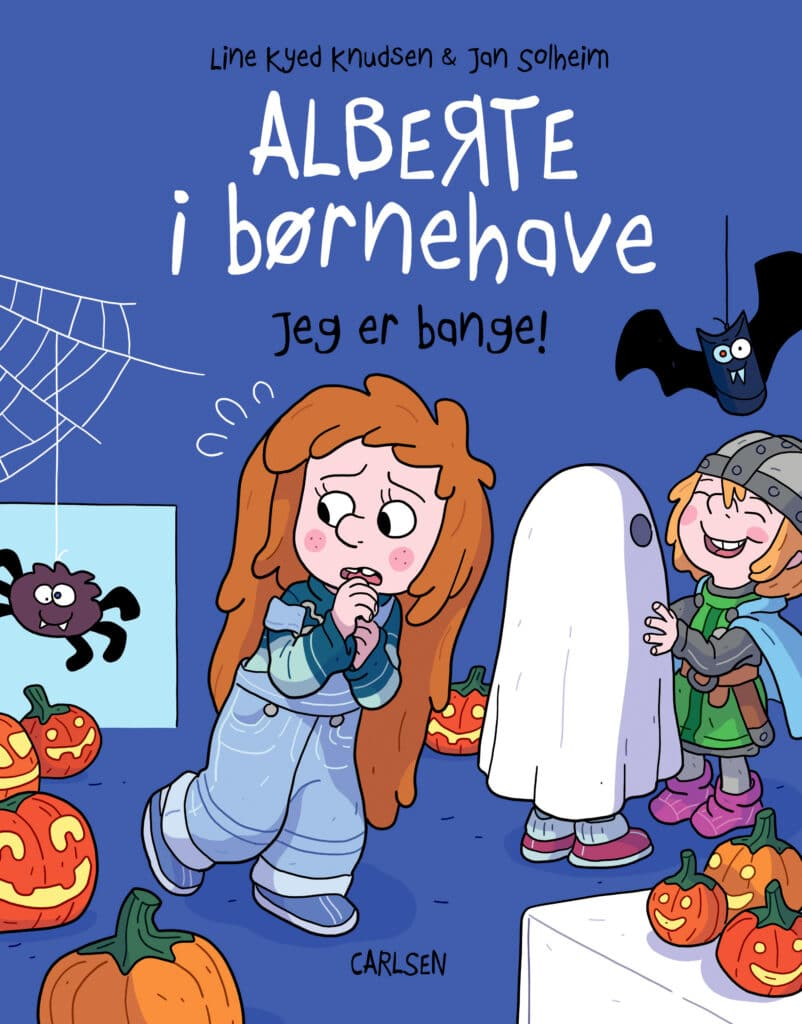 Alberte i børnehave (5) - Jeg er bange!