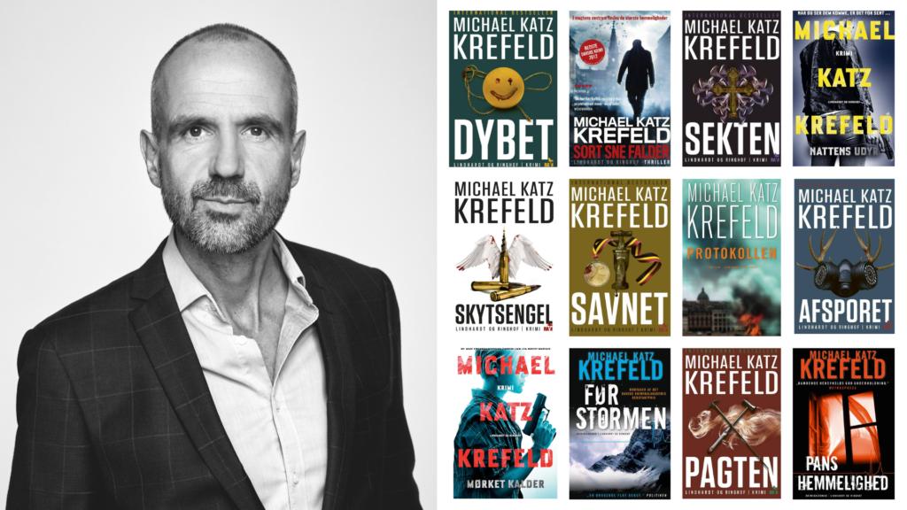 Michael Katz Krefeld, Cecilie Mars, krimiserie, bestseller krimi