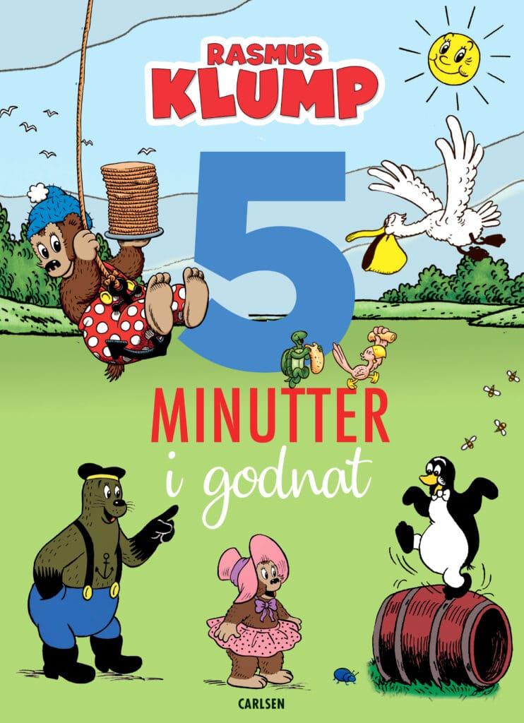 Fem minutter i godnat - Rasmus Klump