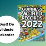 Quiz! Kan du gætte de vilde rekorder fra Guinness World Records 2022?