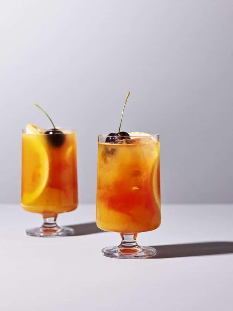 Tequila Sunrise, Jesper Schmidt, Ikoniske cocktails