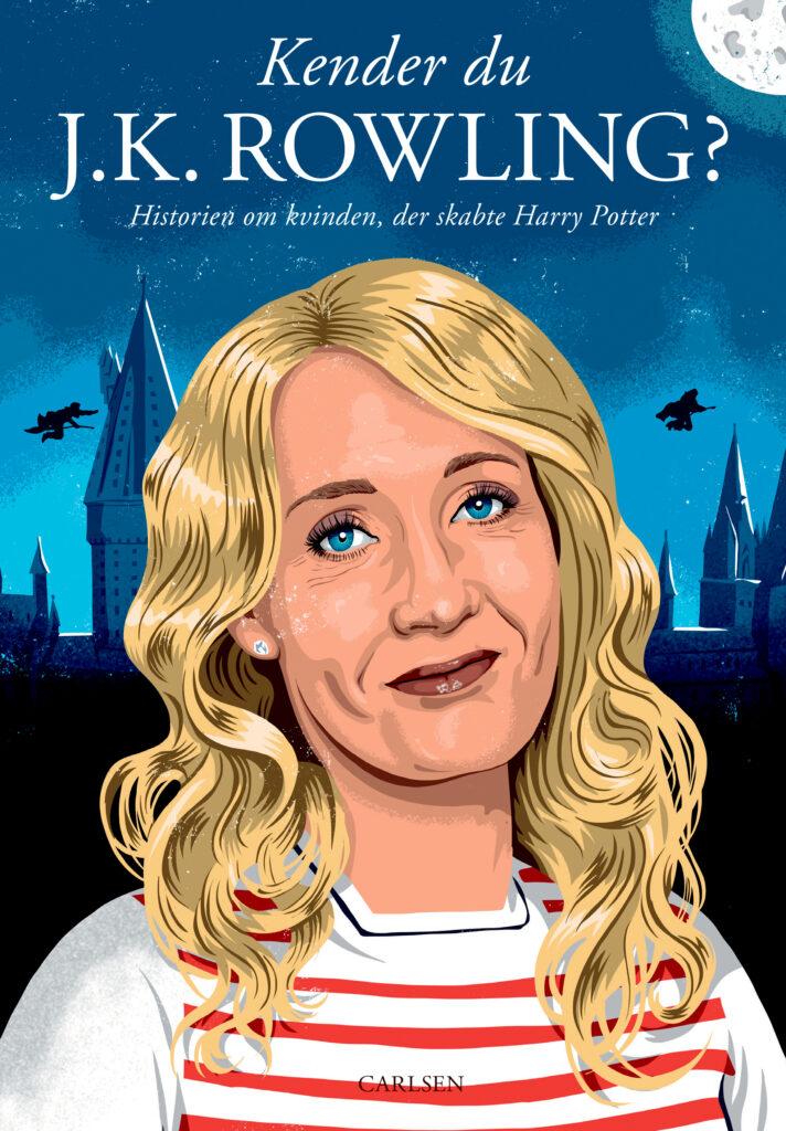 Kender du J. K. Rowling