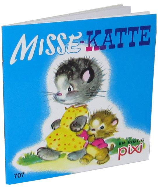 Misse-katte, Missekatte, Pixi-bog, pixibog, den første pixi-bog,