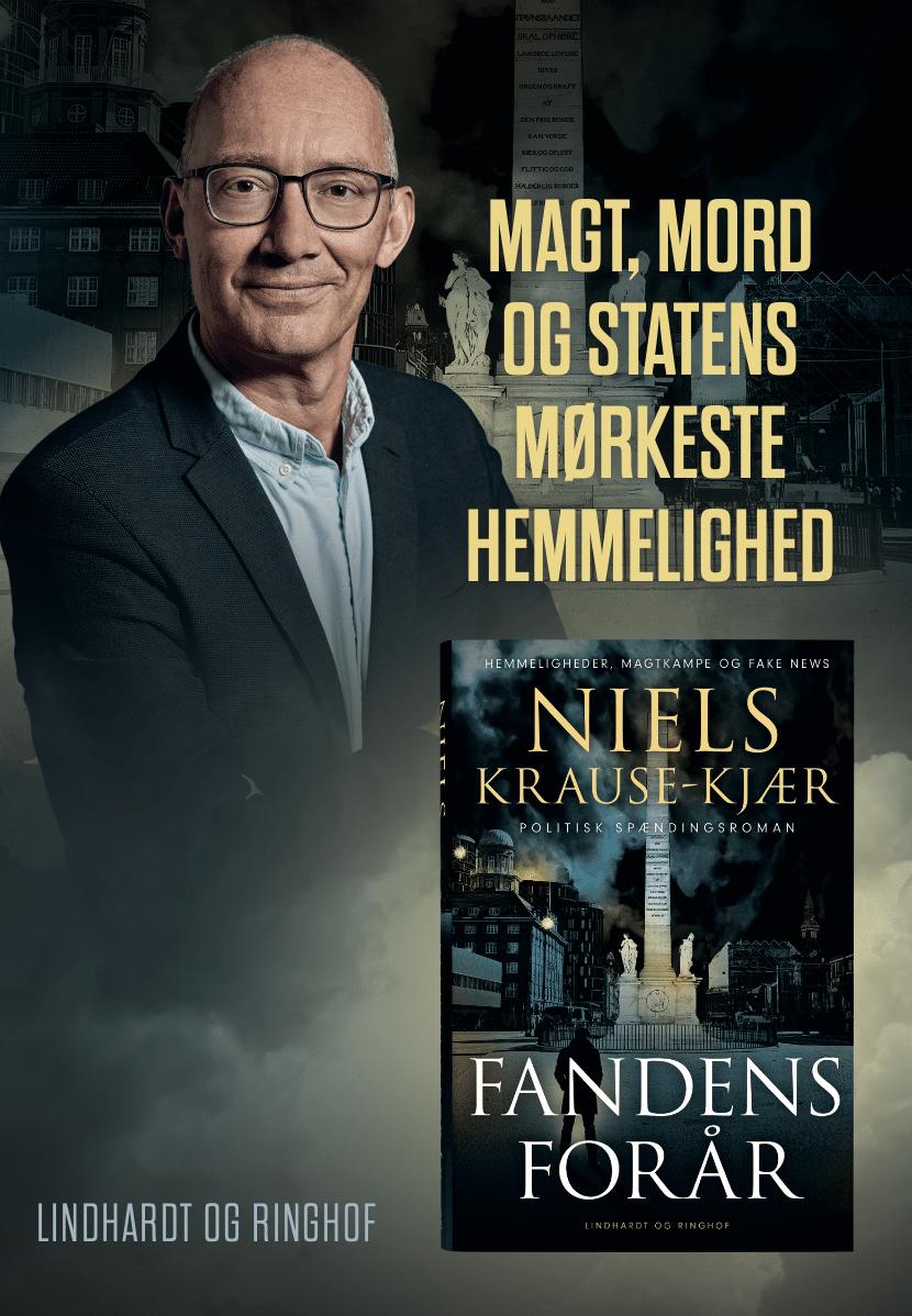 Niels Krause-Kjær Fandens forår