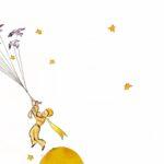 Den lille prins genfortalt for børn