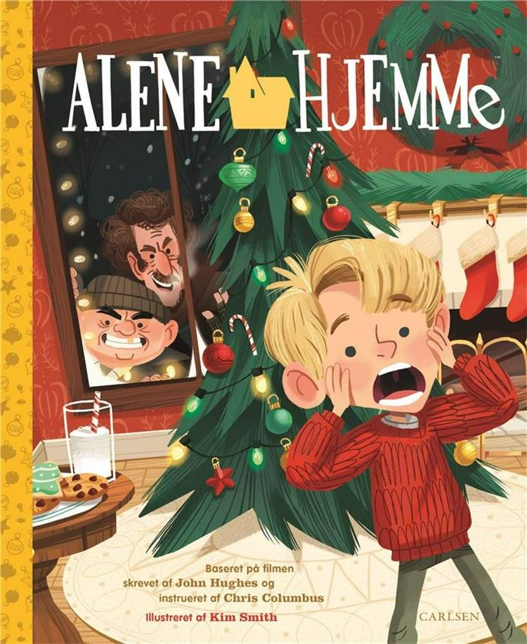 Alene hjemme, John Hughes, Chris Columbus, julebog, julefilm,
