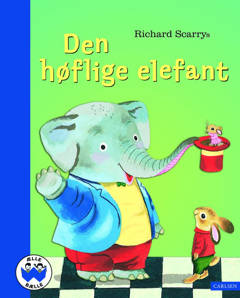 Den høflige elefant, Richard Scarry, Ælle Bælle, Ælle Bælle-bøgerne,