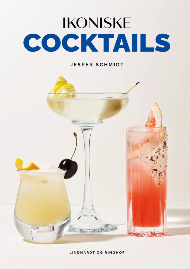 Ikoniske cocktails, Jesper Schmidt, cocktails,