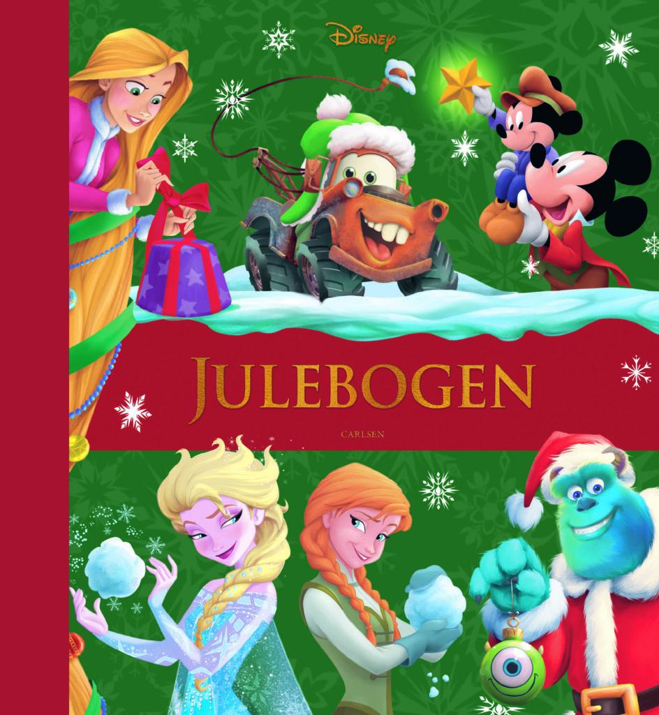 Julebogen, Disney, julebog, julebøger,