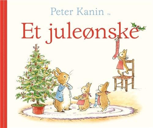 Peter Kanin, et juleønske, julebog, julebøger