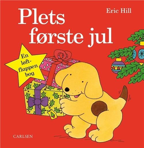 Plets første jul, Eric Hill, julebog, julekalenderbog, julekalenderbøger